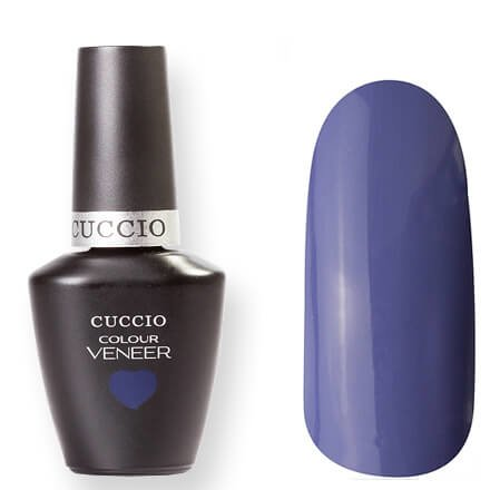 Cuccio Veneer, цвет № 6038 Jamaica Me Crazy 13 mlCuccio Veneer<br>Гель-лак светло-лавандовый, без блесток и перламутра, плотный.<br>