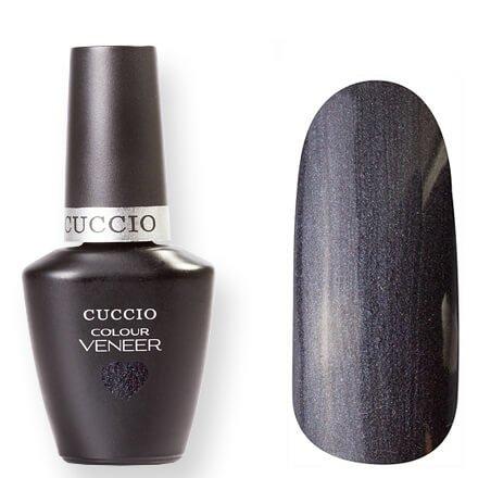 Cuccio Veneer, цвет № 6052 Oh My Prague 13 mlCuccio Veneer<br>Гель-лак темный графитово-серый, перламутровый, плотный.<br>