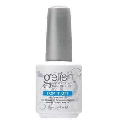 Harmony Gelish, Top-it-Off (Топ)Harmony Gelish<br>Верхнее покрытие для гель-лака<br>