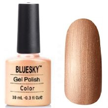 Bluesky, Шеллак цвет № 80503 Iced Cappuccino 10 ml