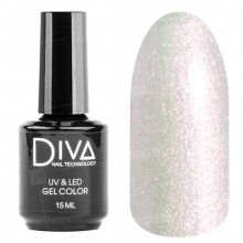 Diva, Gel color - Гель-лак №138 (15 мл.)