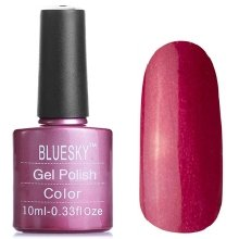Bluesky, Шеллак цвет № 80509 Red Baroness 10 ml
