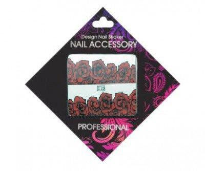 Nail Accessory, Слайдер-дизайн 115Слайдер-дизайн Nail Accessory<br><br>