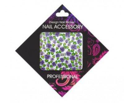 Nail Accessory, Слайдер-дизайн 087Слайдер-дизайн Nail Accessory<br><br>