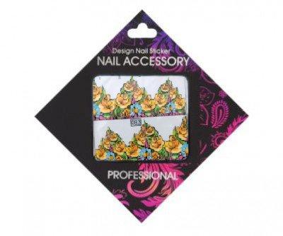 Nail Accessory, Слайдер-дизайн 083Слайдер-дизайн Nail Accessory<br><br>