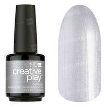 CND Creative Play, Гель-лак - Polish My Act №446 (15 мл., арт. 91941)