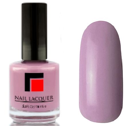 Milv, Лак для ногтей №14Лаки MILV<br>Сиренево-розовый перламутровый, плотный<br>