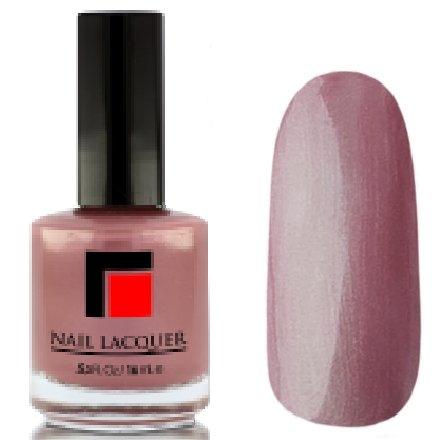 Milv, Лак для ногтей №25Лаки MILV<br>Темно-розовый перламутровый, плотный<br>