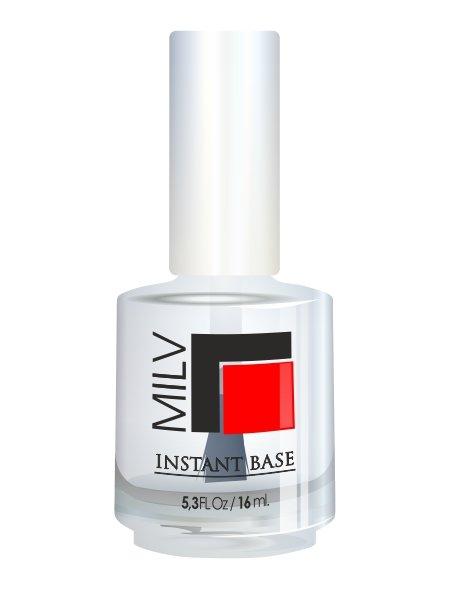 Milv, Instant Base - База под декоративный лак, 16 мл (MILV)