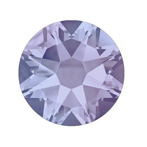 Swarovski Elements, Cтразы Provence Lavender 2,8 мм (30 шт)Стразы<br>Swarovski Elements диаметром 2,8 мм для неповторимого, сияющего маникюра.<br>
