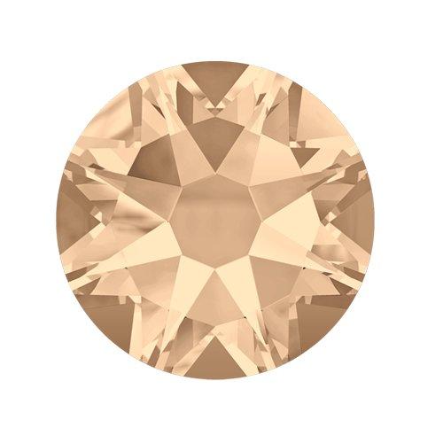 Swarovski Elements, Cтразы Silk 2,8 мм (30 шт)Стразы<br>Swarovski Elements диаметром 2,8 мм для неповторимого, сияющего маникюра.<br>
