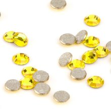 Swarovski Elements, Cтразы Citrine 2,8 мм (30 шт)