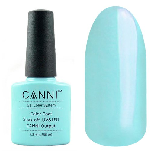 Canni, Гель-лак №4 (7.3 мл) (CANNI)