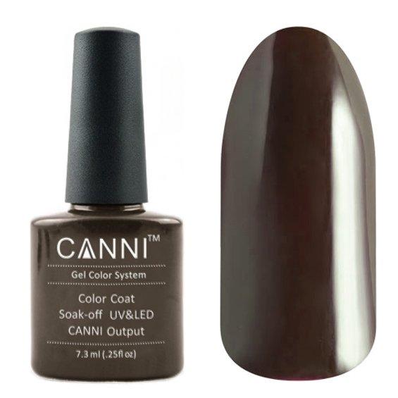 Canni, Гель-лак №127 (7.3 мл)Canni<br>Гель-лак болотный , без перламутра, плотный.<br>