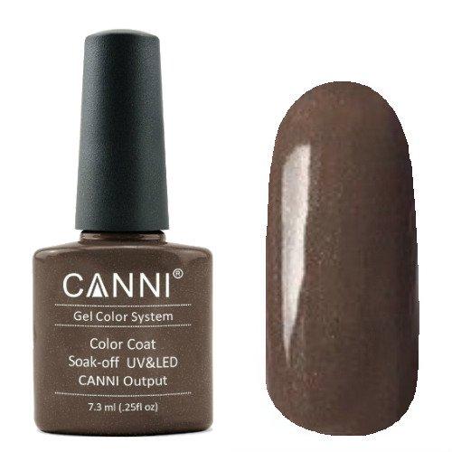Canni, Гель-лак №211 (7.3 мл)Canni<br>Гель-лак моккос микроблеском, плотный.<br>