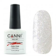 Canni, Odourless Gel Polish - Гель-лак №215 (7.3 мл)