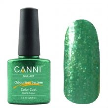 Canni, Odourless Gel Polish - Гель-лак №217 (7.3 мл)