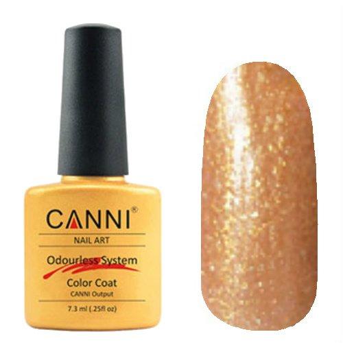 Canni, Odourless Gel Polish - Гель-лак №218 (7.3 мл) (CANNI)
