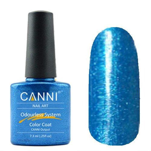 Canni, Odourless Gel Polish - Гель-лак №221 (7.3 мл) (CANNI)