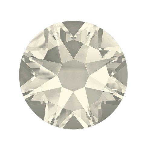 Swarovski Elements, Cтразы Crystal Moonlight 2,8 мм (30 шт)Стразы<br>Swarovski Elements диаметром 2,8 мм для неповторимого, сияющего маникюра.<br>