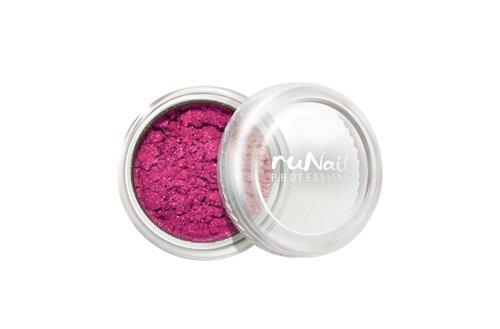 ruNail, Дизайн для ногтей: пигмент 1162 (лиловый, перламутровый)Пигмент<br>Цветной пигмент для дизайна ногтей предназначен для создания новых цветов и оттенков.<br>