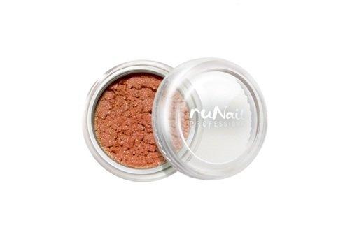 ruNail, Дизайн для ногтей: пигмент 1168 (оранжевый)Пигмент<br>Цветной пигмент для дизайна ногтей предназначен для создания новых цветов и оттенков.<br>