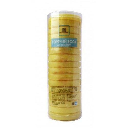 TNL, Горячий воск для депиляции в дисках - Натуральный (500 гр.) (TNL Professional (Корея))