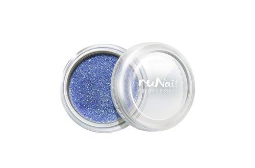 ruNail, Дизайн для ногтей: пыль 1173 (сиреневый)Пыль<br>Микроблестки в виде мерцающей пыли для любого вида дизайна.<br>