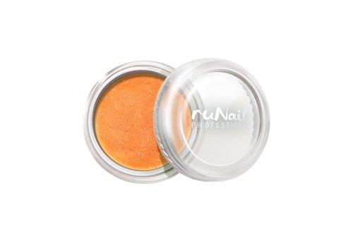 ruNail, Дизайн для ногтей: пыль 1178 (оранжевый)Пыль<br>Микроблестки в виде мерцающей пыли для любого вида дизайна.<br>