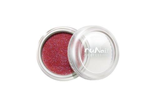 ruNail, Дизайн для ногтей: пыль 1180 (красный)Пыль<br>Микроблестки в виде мерцающей пыли для любого вида дизайна.<br>