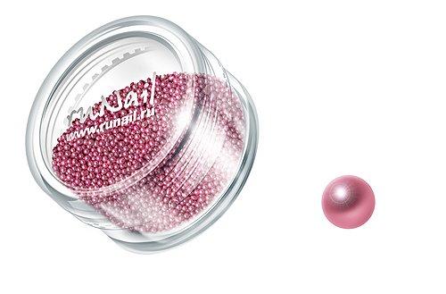 ruNail, Дизайн для ногтей: бульонки 0322 (розовый)Бульонки<br><br>