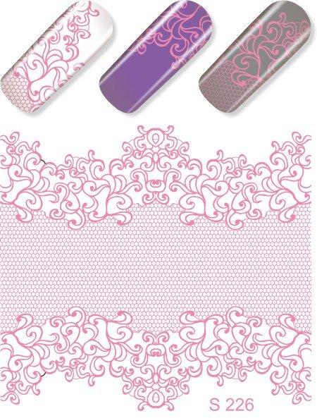 MILV, Слайдер дизайн № S226 РозовыйСлайдер дизайн MILV<br><br>