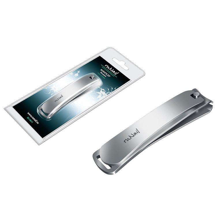 ruNail, Книпсер для ногтей RU-0611 (большой)Кусачки<br>Инструмент для обрезания ногтей (большой).<br>