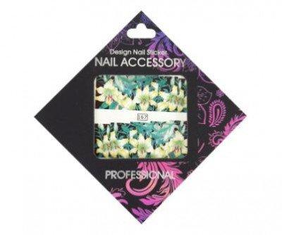 Nail Accessory, Слайдер-дизайн 167Слайдер-дизайн Nail Accessory<br><br>