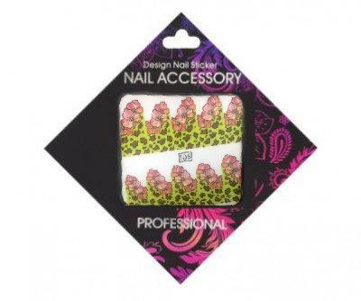 Nail Accessory, Слайдер-дизайн 106Слайдер-дизайн Nail Accessory<br><br>