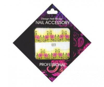 Nail Accessory, Слайдер-дизайн 107Слайдер-дизайн Nail Accessory<br><br>