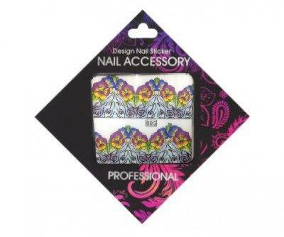 Nail Accessory, Слайдер-дизайн 085Слайдер-дизайн Nail Accessory<br><br>