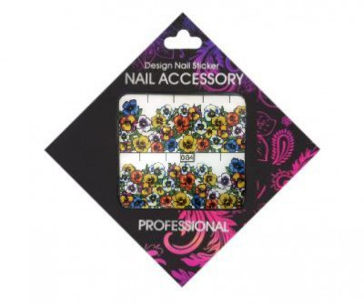 Nail Accessory, Слайдер-дизайн 084Слайдер-дизайн Nail Accessory<br><br>