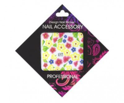 Nail Accessory, Слайдер-дизайн 057Слайдер-дизайн Nail Accessory<br><br>