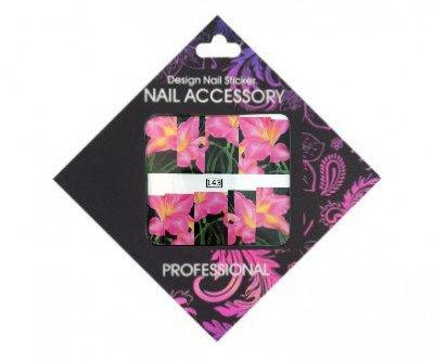 Nail Accessory, Слайдер-дизайн 143Слайдер-дизайн Nail Accessory<br><br>
