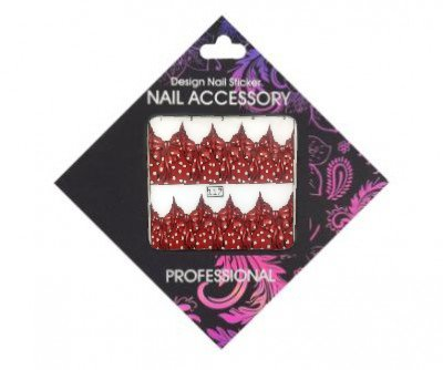 Nail Accessory, Слайдер-дизайн 117Слайдер-дизайн Nail Accessory<br><br>