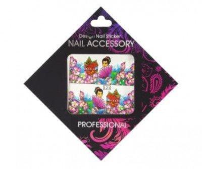 Nail Accessory, Слайдер-дизайн 121Слайдер-дизайн Nail Accessory<br><br>