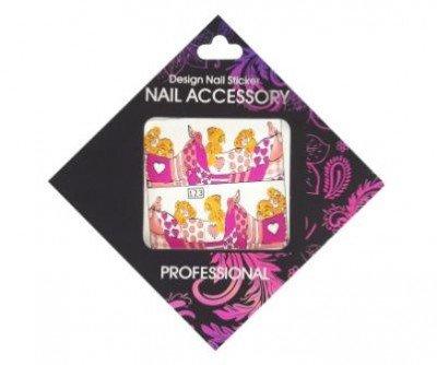 Nail Accessory, Слайдер-дизайн 123Слайдер-дизайн Nail Accessory<br><br>