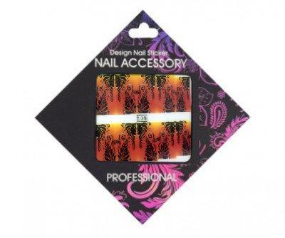 Nail Accessory, Слайдер-дизайн 108Слайдер-дизайн Nail Accessory<br><br>