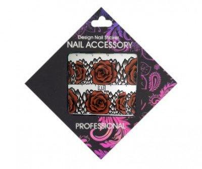 Nail Accessory, Слайдер-дизайн 111Слайдер-дизайн Nail Accessory<br><br>