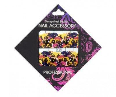 Nail Accessory, Слайдер-дизайн 113Слайдер-дизайн Nail Accessory<br><br>