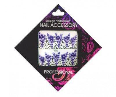 Nail Accessory, Слайдер-дизайн 081Слайдер-дизайн Nail Accessory<br><br>