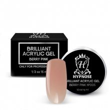 Hypnose, Brilliant Acrylic Gel - Berry Pink №5 (15 мл.)