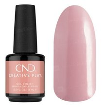 CND Creative Play, Гель-лак - Blush On You №406 (15 мл., арт. 92389)