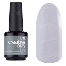 CND Creative Play, Гель-лак - Not To Be Mist №513 (15 мл., арт. 92360)